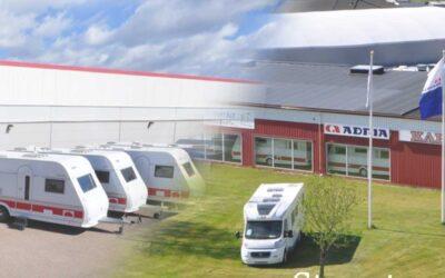 JH Erikssons Husvagnar godkända enligt Certifierad Verkstad